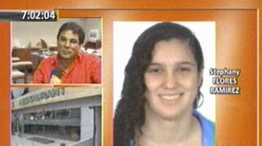 Hija de empresario Ricardo Flores fue hallada muerta en un hotel de Miraflores