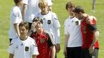 Castigada por las lesiones: Alemania completó su lista de 23 mundialistas - Noticias de arne sorenson