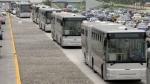 Municipalidad de Lima aún no dará a conocer nuevas rutas de transporte público - Noticias de luis quispe candia