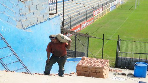 Sporting Cristal mejora la infraestructura de su estadio para el partido ante la 'U'