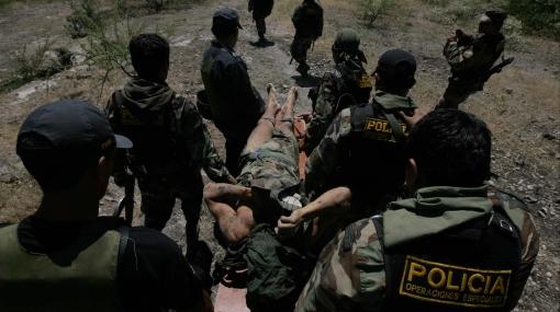 """Los heridos y deudos del Baguazo demandan """"justicia y reparación"""""""