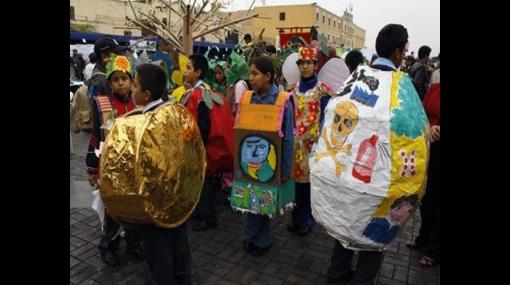 Por el Día del Medio Ambiente, Lima se viste de verde