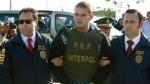 Joran van der Sloot es traído a Lima en un patrullero - Noticias de carlos malaver