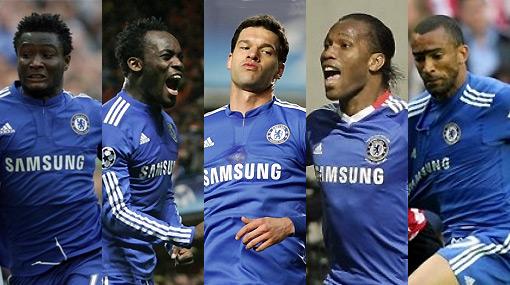 La maldición azul: cinco jugadores del Chelsea no irán al Mundial por lesión
