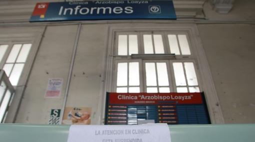 Hospitales no rinden cuentas de sus clínicas