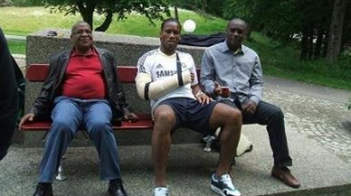No pierde la ilusión: Didier Drogba se integró a la selección marfileña