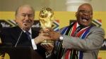 Sudáfrica está listo para el comienzo del Mundial, afirmó su presidente - Noticias de soweto
