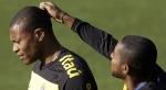 Galería: Robinho y sus locuras en la práctica brasileña - Noticias de  neymar