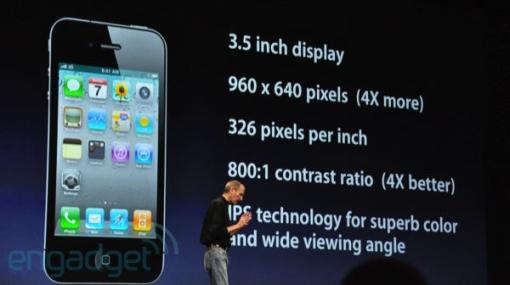 El nuevo iPhone 4 graba video en HD y podrá hacer videollamadas