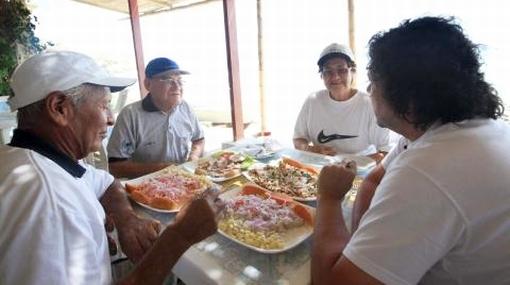 En La ruta del cebiche: Gastón Acurio nos presenta a los señores del mar