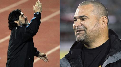 """Chilavert criticó a Maradona: """"No posee el equilibrio necesario para dirigir a Argentina"""""""