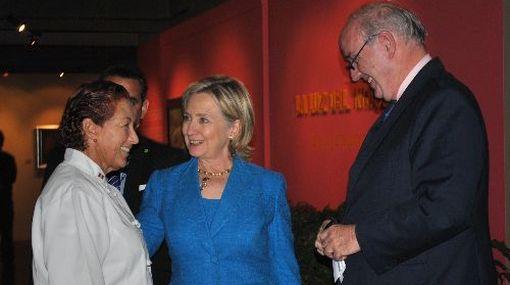 Le encantó la comida peruana: Hillary Clinton dijo que va a engordar