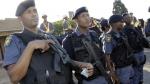 No quieren sorpresas: 44 mil policías resguardarán las calles de Sudáfrica - Noticias de jacob soboroff