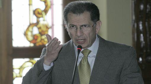 Óscar Urviola Hani es el nuevo presidente del Tribunal Constitucional