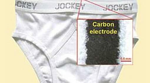 """Científicos de EE.UU. diseñan calzoncillo """"inteligente"""" que puede salvar vidas"""