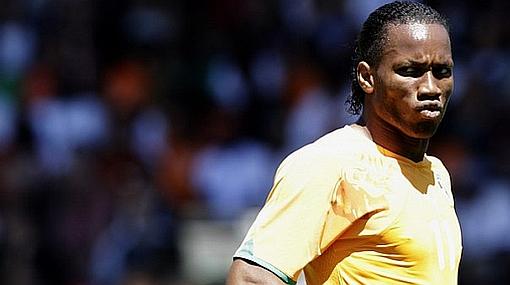 Hay esperanzas: Didier Drogba podría jugar en el debut de Costa de Marfil frente a Portugal