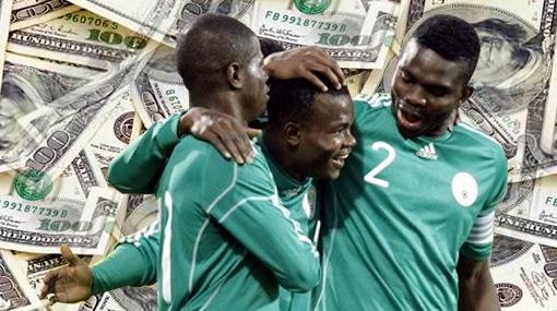 Nigeria llena de 'verdes': les pagarán un millón de dólares si le ganan a Argentina