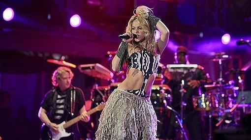 Shakira fue felicitada por el presidente de su país tras el show inaugural de la Copa del Mundo