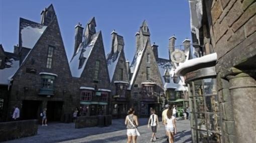 La ciudad de Orlando tendrá nuevo parque temático dedicado a Harry Potter