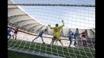 Corea del Sur ganó por 2-0 a Grecia en el primer partido del grupo B - Noticias de minwen ji