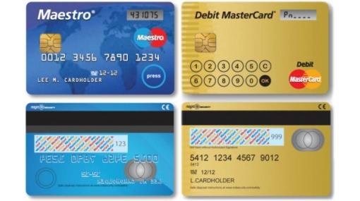 Mastercard probará nuevas tarjetas de crédito para evitar fraudes bancarios