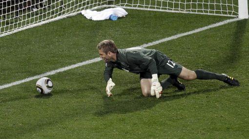 EE.UU. empató 1-1 con Inglaterra por 'blooper' de arquero Green: reviva el minuto a minuto