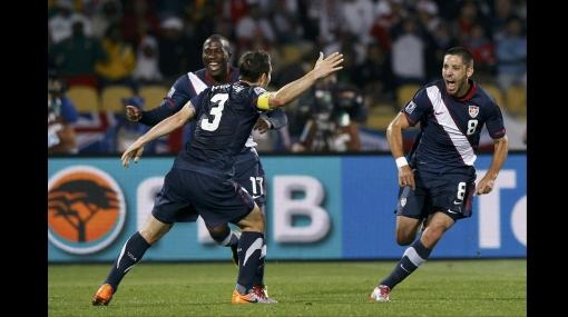 FOTOS: los momentos más impactantes del empate entre Inglaterra y Estados Unidos