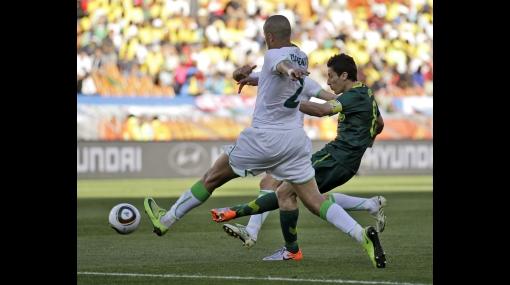 ¿Será la pelota o los arqueros fallan? Otra vez el Mundial vio un gol con pinta de 'blooper'