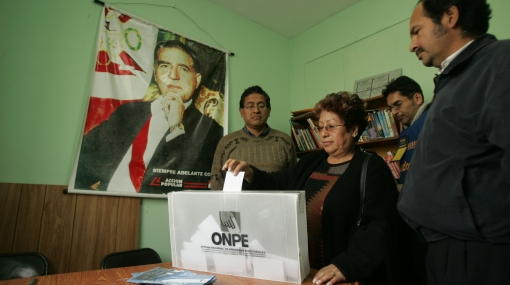 Partidos políticos realizan elecciones internas a último momento