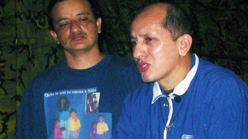Ejército colombiano liberó a general y coronel secuestrados por las FARC