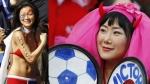 Ellas también lo disfrutan: el Mundial demuestra que el fútbol no es solo para hombres - Noticias de david reyes enviado