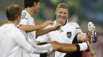 Alemania espera romper la férrea defensa australiana en su debut en Sudáfrica 2010 - Noticias de harry kewell