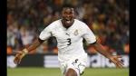 Ghanés Gyan es el primer delantero que anota un gol en el Mundial - Noticias de minwen ji
