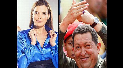 Ruddy Rodríguez confesó que los rumores de su supuesto romance con Hugo Chávez le hicieron daño