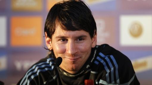 Messi recibirá a su madre en Sudáfrica para celebrar su 23 cumpleaños
