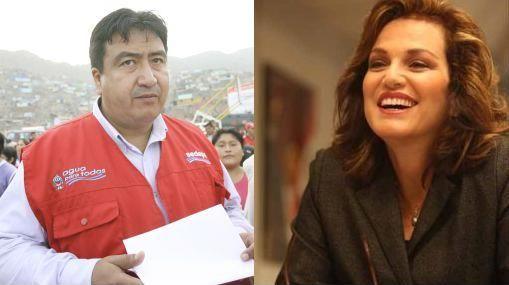 Entre Carlos Arana y Susana Pinilla se definirá esta noche la candidatura aprista a la Alcaldía de Lima