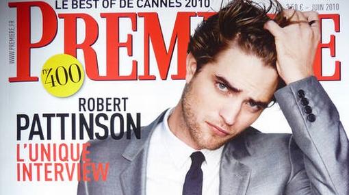 """Pattinson quiere escenas de sexo en """"Crepúsculo"""""""