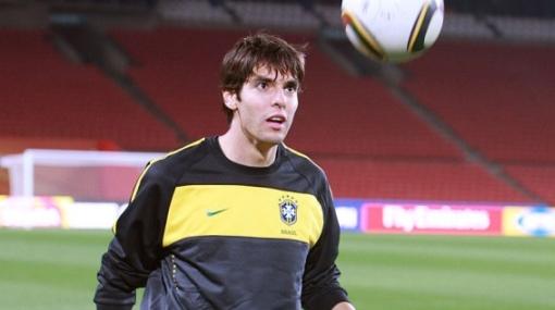 Kaká no sabe si aguantará los 90 minutos ante Corea del Norte