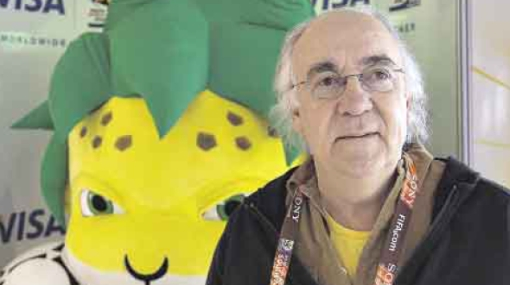 """""""Dunga hizo mal la lista"""", criticó Tostao, estrella brasileña de México 70"""