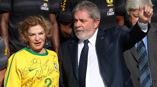 Presidente Lula apostó a que Corea del Norte le hace un gol a Brasil