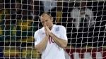 Rooney no entrenó por molestias en el tobillo y preocupa en Inglaterra - Noticias de ledley king