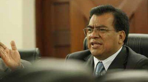 Velásquez aseguró que no habrá amnistía para miembros del destacamento Colina