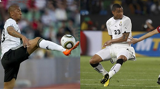 Caso raro: Jerome y Kevin-Prince Boateng juegan en selecciones distintas pese a que son hermanos