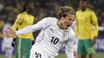 Uruguay ganó 3-0 a Sudáfrica con dos goles de Forlán: reviva el minuto a minuto - Noticias de luis hidalgo suarez