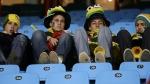 ¡Uruguay lo logró!: por fin se callaron las vuvuzelas - Noticias de diego pereira