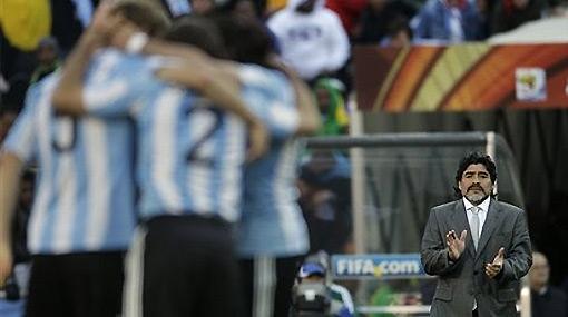 ¿Por qué Argentina aplastó a Corea?