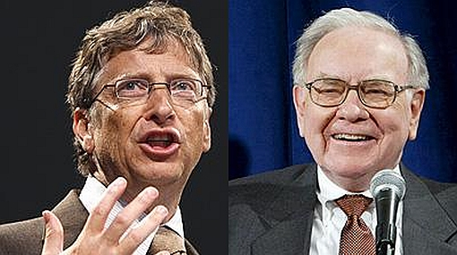Bill Gates pide a multimillonarios que donen la mitad de sus riquezas para caridad