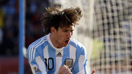 Messi recordó cuando hizo su debut internacional en el Perú a los nueve años