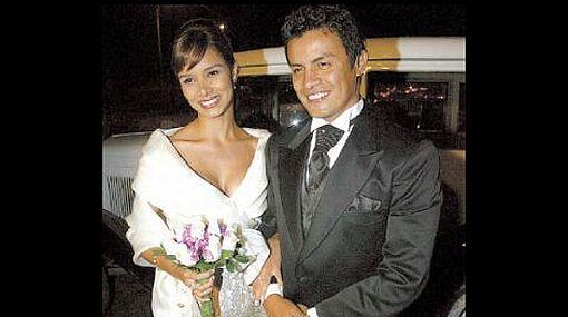 Triunfó el amor: Maricielo Effio se casó con su coreógrafo