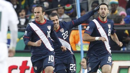 Estados Unidos consiguió el 2-2 contra Eslovenia sobre la hora